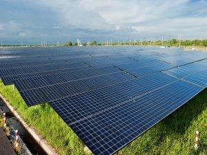 Türkiye'nin en büyük güneş enerjisi projesi