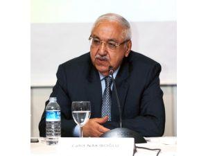 Gaziantep Organize Sanayi Bölgesi Yönetim Kurulu Başkanı Cahit Nakıboğlu: