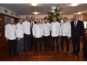 'Ege mutfağını marka haline getirmek için birlikte çalışmalıyız'