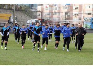 Karabükspor'da Kayseri Erciyesspor Hazırlıkları