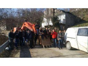 Yeşil Artvin Derneği Başkanı Karahan gözaltına alındı