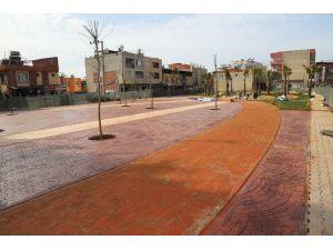 Torbalı'da Atatürk Mahallesi'nin Meydan Projesi Tamamlandı