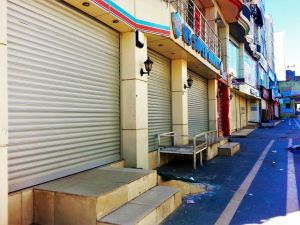 Cizre'de operasyonlar bitti, market ve fırınlar 3 gündür kapalı