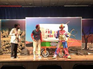 Gençlik Merkezinde Her Pazar Ücretsiz Tiyatro