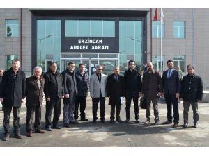 Erzincan AK Parti Teşkilatından Kılıçdaroğlun'a Suç Duyurusu