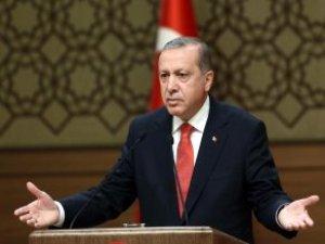 Erdoğan: Sınırımızda Yeni Bir Kandil'in Oluşmasına Asla İzin Vermeyeceğiz