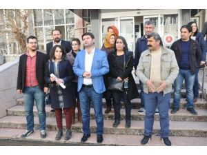 HDP'li Vekilden Suç Duyurusu