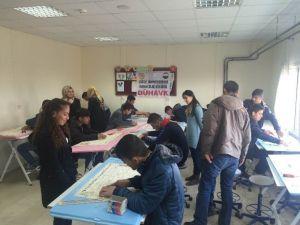 DÜ Havacılık Kulübü, 12 Lise Öğrencisine Model Uçak Eğitimi Verdi