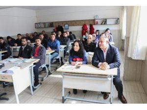 Yahyalı'da Uygulamalı Girişimcilik Kursu Başladı