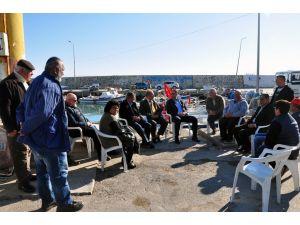 """""""Karataş-Yumurtalık sahil şeridinin turizme kazandırılması için harekete geçin"""""""