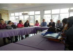 Lapseki Halk Eğitim Merkezi 2. Dönem Genel Kurul Toplantısı Yapıldı