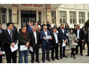 Akşehir AK Parti'den, Kılıçdaroğlu İçin Suç Duyurusu