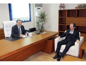 Rektör Prof. Dr. Türkay Dereli, 'Rektörler Konuşuyor'un Konuğu Oldu