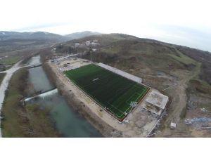 Başiskele'de Spor Alanlarının Sayısı Artıyor
