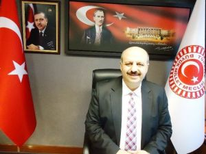 Ali Ercoşkun CHP'yi Topa Tuttu