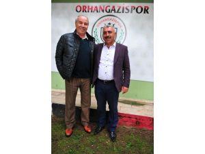 Orhangazispor'da Kaya Dönemi Resmen Başladı