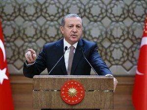 Erdoğan: Sınırımızda yeni bir Kandil'in oluşmasına izin vermeyiz