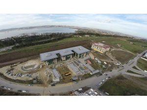 Başiskele Belediyesi Yeni Binası Bitmek Üzere