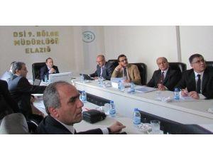 Tabiat Turizmi Uygulama Eylem Planları Toplantısı Elazığ'da Yapıldı