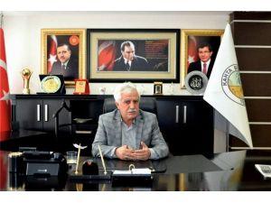 Başkan Toprak, Şehit Astsubay Mehmet Dinç İçin Başsağlığı Diledi