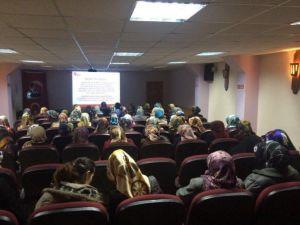 Aile Ve Sosyal Politikalar İl Müdürlüğü Oltu'da Saha Çalışması Düzenledi