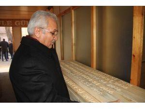 Başkan Bassoy'dan Destek Hizmetlerine Ziyaret