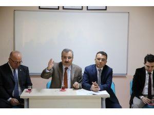 Kırkağaç'ta Esnafa Mobilyacılar Sitesi Plan Değişikliği Anlatıldı