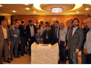 Medyabar Kuruluşunun 12'inci Yılını Kutladı
