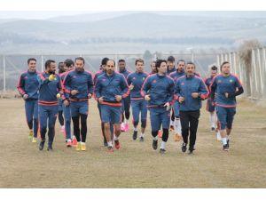 Alima Yeni Malatyaspor'da Elazığspor Hazırlıkları