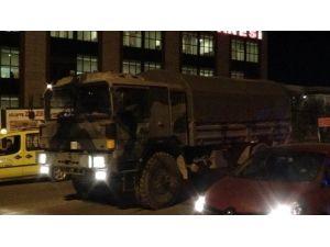 Askeri Hareketlilik Gecede Sürüyor