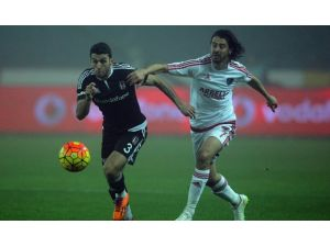 Beşiktaş: 1 - Mersin İdmanyurdu: 0