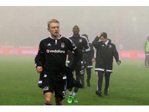 Beşiktaş: 0 - Mersin İdmanyurdu: 0 (İlk yarı)