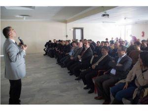Bitlis Belediyesi Personeline Etkili İletişim Eğitimi