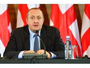 Gürcistan Cumhurbaşkanı Margvelashvili'den Ankara'ya taziye mesajı