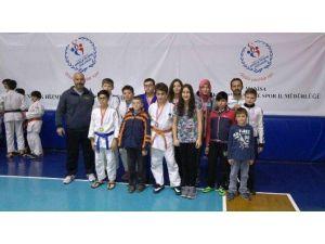 Yunusemreli Judocular Başarılarını Sürdürüyor