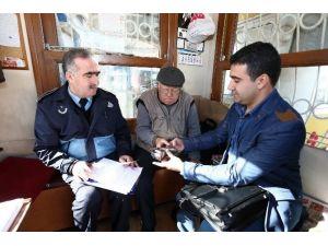 Konak'ta Ocak Ayında 310 Bin Liralık İşgaliye Makbuzu Kesildi
