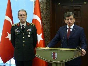 Davutoğlu: Saldırıyı PKK mensuplarıyla YPG'li bir kişi gerçekleştirdi