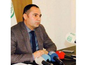 Sivas Belediyespor Terör Saldırısını Kınadı