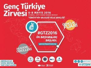 Genç Türkiye Zirvesi Başvuruları İçin Son Tarih 20 Mart