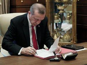 Cumhurbaşkanı Erdoğan'ın onayladığı 8 kanun Resmi Gazete'de