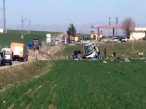 Diyarbakır'da Askeri Aracın Geçisi Sırasında Patlama: 6 Asker Şehit