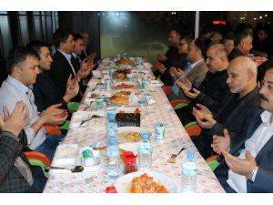 Beyşehir'de Birlik Ve Beraberlik Yemeği