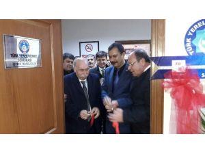 Türk Yerel Hizmetler Sendikası ASKİ Temsilciliği Açıldı