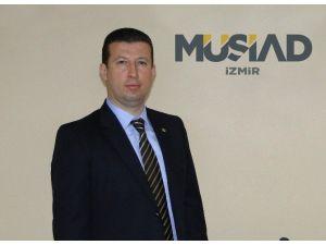 MÜSİAD İzmir Başkanı Ümit Ülkü Terör Saldırılarını Kınadı