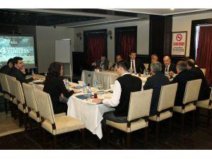 Türkiye Kış Turizmi Platformu Erzurum'da toplandı