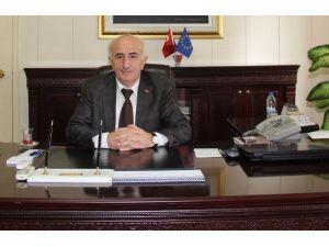 Bayburt Valisi Odabaş'ın Ankara'daki Terör Saldırısıyla İlgili Başsağlığı Mesajı