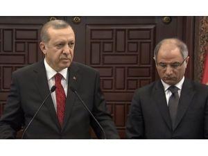 Erdoğan: Kaybettiğimiz 28 kişinin 20'si rütbeli asker, 8'i vatandaş