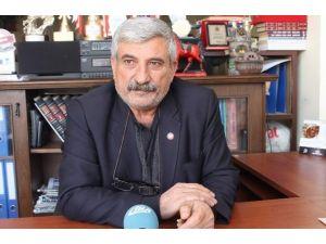 Sgd Başkanı Durak Ankara'daki Terör Saldırısını Kınadı