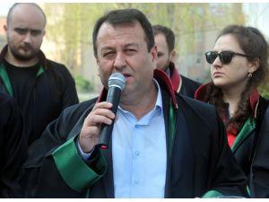 Manisa Barosu Başkanı Arslan: Kimse bizi acılara alıştıramayacak