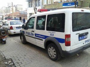 Banka Alarmı Polisi Harekete Geçirdi
